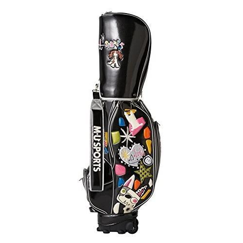 輝く高品質な MU Sports Ladies Wheeled Golf Golf Cart MU Bag, 703Q1100 (Black) Wheeled【並行輸入品】, 名古屋のピアノ専門店 親和楽器:365de10b --- airmodconsu.dominiotemporario.com
