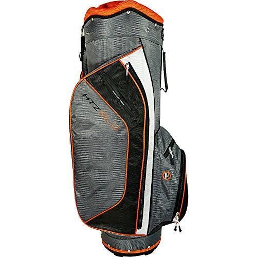 格安販売の Hot-Z 2017 Golf 2.5 Cart Bag, Orange/Black/Gray【並行輸入品】, ブランドヒルズ a888b1b4