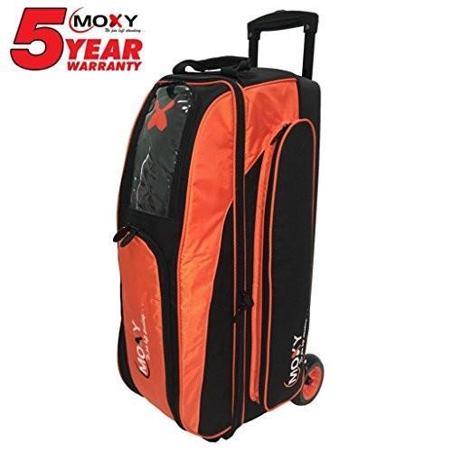 素晴らしい品質 Moxy Bowling Products Blade Triple Bag- Roller Orange/Black Products Bowling Bag- Orange/Black 並行輸入品, アワラ市:cb7c78b2 --- airmodconsu.dominiotemporario.com