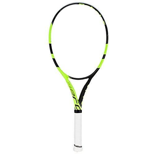 【激安セール】 Babolat Pure Aero Lite Aero Pure Tennis Lite Racquet (4 3/8