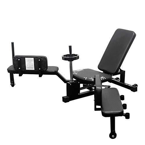 手数料安い Valor Fitness CA Leg Stretcher System Machine Extends with Wheel 180 and Gear System ? Extends Over 180 Degrees【並行輸入品】, THE DIY DEPOT:a8dfec5f --- airmodconsu.dominiotemporario.com