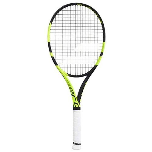 【格安SALEスタート】 Babolat Pure Aero Team Black Tennis Racquet (4 (4_1/4_1 Yellow)/4 Black and Yellow) 並行輸入品, 得兵衛:8b5e6a85 --- airmodconsu.dominiotemporario.com