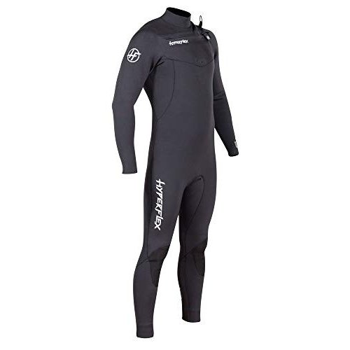 【驚きの値段で】 Hyperflex Men's VYRL 3/2mm Front Zip Fullsuit Black - L 並行輸入品, アンジェリーク Angelique 1c067335