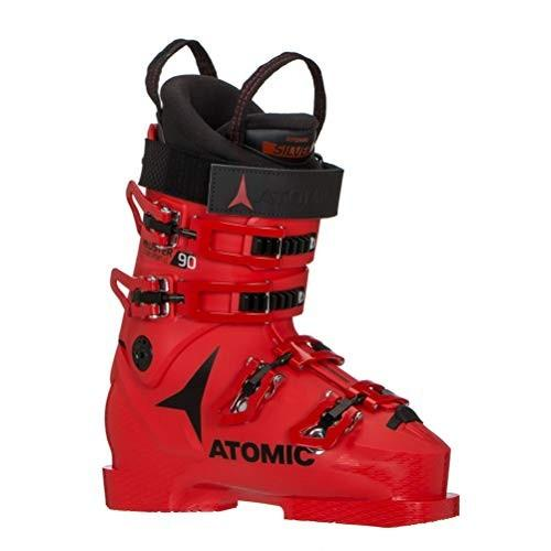 新品即決 Atomic Redster Club Sport 90 LC Junior Race Ski Boots - 26.5/Red-Black 並行輸入品, 製造直販店木谷貴金属kitani9999 9a689769