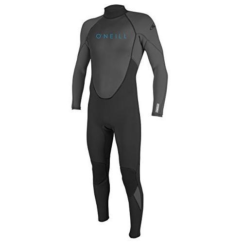 安い購入 O'Neill Youth Reactor-2 3/2mm Back Zip Full Wetsuit, Black/Graphite, 10 並行輸入品, 日置町 ab4c7b29