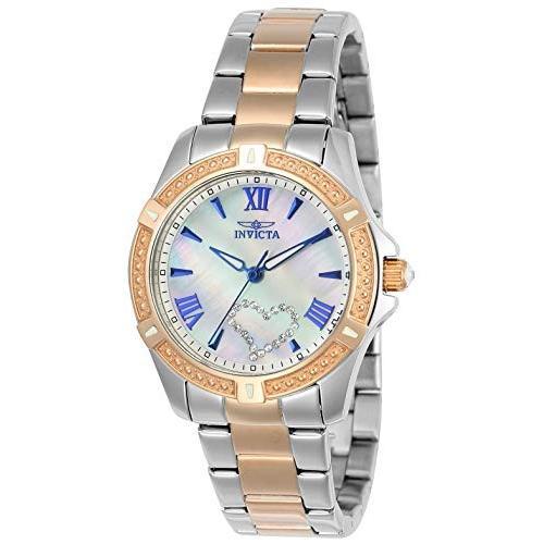 値引 インビクタ Invicta Women's Angel 並行輸入品 Quartz Watch with 23657) Stainless Steel 18 Strap, Two Tone, 18 (Model: 23657) 並行輸入品, インテリア夢工房:a6f8e53e --- airmodconsu.dominiotemporario.com