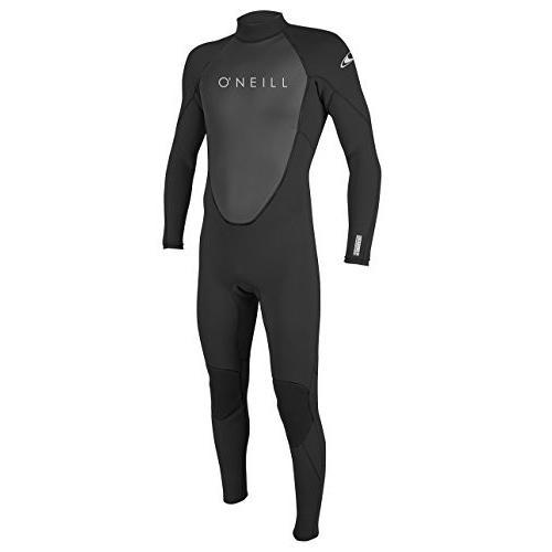 品質が O'Neill Men's Reactor II 3/2mm Back Zip Full Wetsuit, Black, 3X-Large 並行輸入品, アールトレードSHOP 6075be57