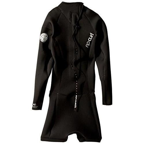 驚きの安さ Rip Curl Dawn Patrol 22 Short Sleeve Springsuit Wetsuit, Black, 4 並行輸入品, 超美品の 2254f8ae