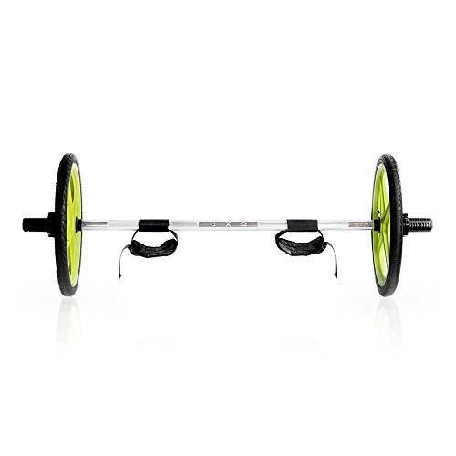 【在庫あり】 AXLE Versatile Olympic Barbell | with Optional Weighted Olympic Plate Loading | Fully Collapsible【並行輸入品】, 着てみてねっと服屋さん 6abdcb0a