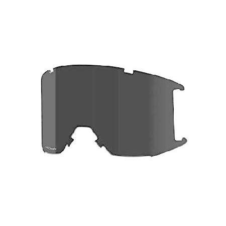 買い誠実 SMITH Optics Squad Adult Replacement Lens Snow Goggles Accessories - Chromapop Sun Black/One Size【並行輸入品】, 雑貨カンカン 262d5a5e