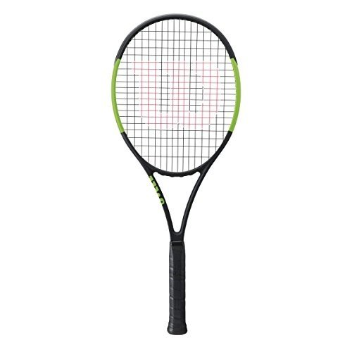 安価 Wilson Blade Serena Williams 104 Autograph Racket Countervail Tennis (CV) Extended Countervail Tennis Racquet (4 1/4