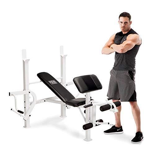 最初の  Marcy Strength Diamond Elite Classic Multipurpose Gym Workout Lifting Weight Bench Marcy for Home and Gym Strength Training【並行輸入品】, 森口住設建材問屋:a1479fe1 --- airmodconsu.dominiotemporario.com