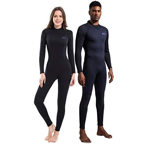 ★お求めやすく価格改定★ Dark Water, Lightning Full Wet Body Mens Scuba Neoprene in Wetsuit, 5/4mm Premium Stretch CR Diving Wet Suits in Cold Water, Suitable for Snorkeling/Kayaking/Canoei, H+mFurniture:79efdd1e --- airmodconsu.dominiotemporario.com