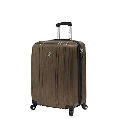 ブランド品専門の Mia Toro Italy Acciaio Hardside Spinner, Gold Carry-On Luggage【並行輸入品】, 文化シヤッター 793279a5