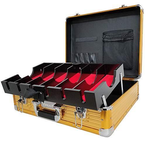 Vincent Master Barber Case Large (Gold) 並行輸入品