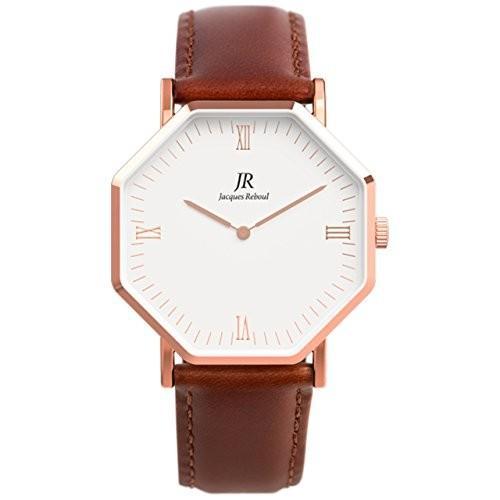 開店記念セール! Jacques Reboul Roman Lumiere Intense Roman Rose Watch | | Leather St. Martin Unisex 41mm Brown Leather Strap 並行輸入品, 子供服ミリバール:d0721505 --- airmodconsu.dominiotemporario.com