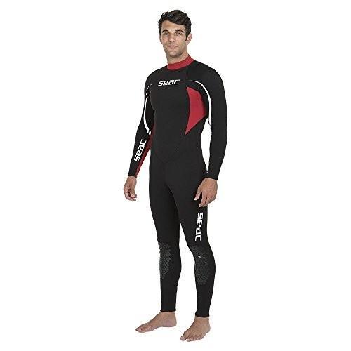 激安単価で SEAC The Sports Relax Long Man's, One 2.2 mm Neoprene One Water Piece Wetsuit for Snorkeling, Scuba Diving and Other Water Sports 並行輸入品, ノイント:0107ad86 --- airmodconsu.dominiotemporario.com