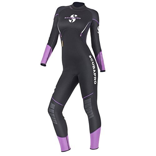 【正規品直輸入】 Scubapro Sport Steamer 2.5mm Women's - Black/Purple 並行輸入品, デサント公式オンラインショップ f4fac1dc