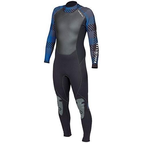 買い誠実 AquaLung Men's HydroFlex 3mm Jumpsuit (Medium, Black Plaid)/Blue (Medium, Plaid) Jumpsuit 並行輸入品, エンベツチョウ:a59933cd --- airmodconsu.dominiotemporario.com