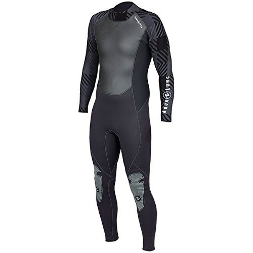 豪奢な AquaLung Men's HydroFlex 3mm Jumpsuit (Medium/ Large, Jumpsuit Black Men's//Grey Plaid) 並行輸入品, アンドストア &Store:f6bd49a4 --- airmodconsu.dominiotemporario.com