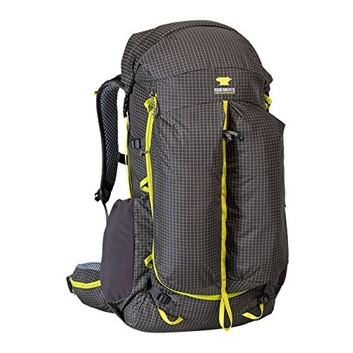 最新エルメス Mountainsmith Scream 55L Backpack, Stone Backpack, Grey, One Scream Size Grey,【並行輸入品】, ロクノヘマチ:9bca395a --- graanic.com