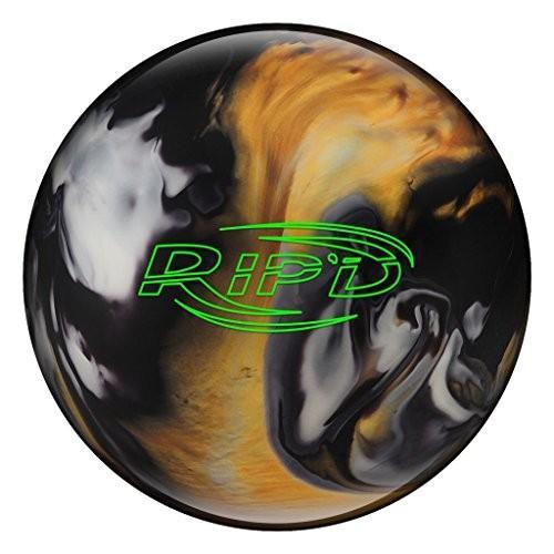 古典 Hammer RIP'D Black/Gold/White Bowling Balls, Black/Gold/White, 16LBS 並行輸入品, ルミーテック 705bb748