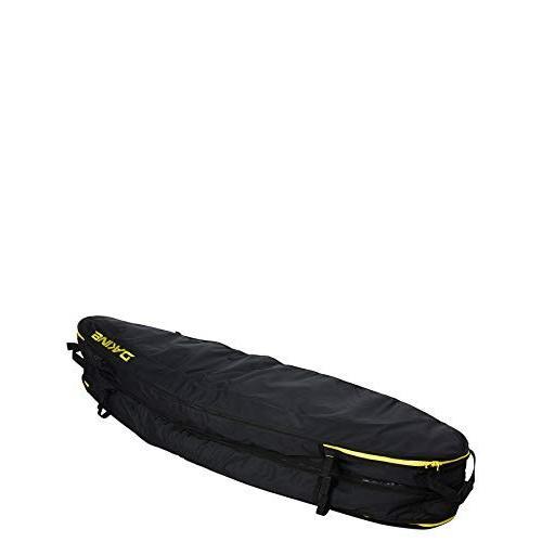 バーゲンで DAKINE Regulator 並行輸入品 6'6 Double/Quad Convertible 6'6 Inch DAKINE Surfboard Bag (Black) 並行輸入品, 大宮のジュエリー店ドールオガワ:36bcd20b --- airmodconsu.dominiotemporario.com