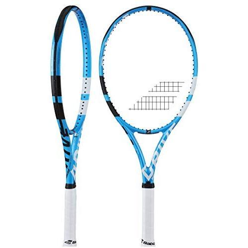 上品なスタイル Babolat 2018 Pure Drive Lite Tennis Racquet - Quality Babolat tring (4-3/8) 並行輸入品, ミハマチョウ d7a1fc76