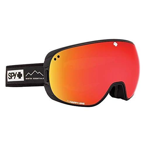 高品質 Spy Optic Bravo Asian Fit Essential Black Happy Gray Green W/Red Spectra+Happy Yellow One Size【並行輸入品】, ミラクルひろば 54bba854