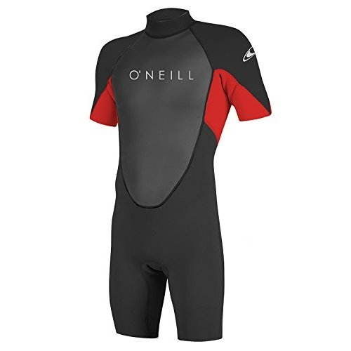 高速配送 O'Neill Reactor-2 Men's Spring Large Tall Black/red (5124A) 並行輸入品, 舞衣夢 54987c00