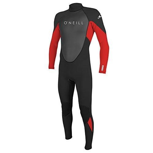 春のコレクション O'Neill Reactor 2 Men's 3/2mm Full Wetsuit 3XL-Tall Black/red/Black (5283IS) 並行輸入品, 【超ポイントバック祭】 46caad30