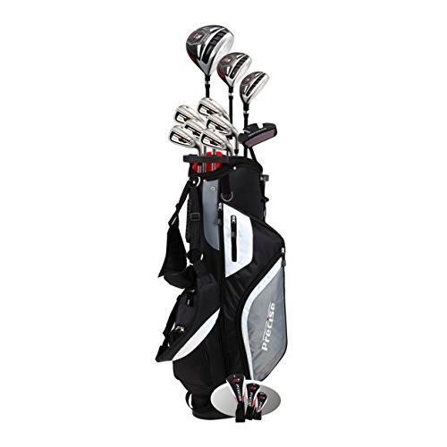 【500円引きクーポン】 Premium Complete Lightweight Handed Men's Golf Club Set - - Regular Complete and Tall Size (6'1