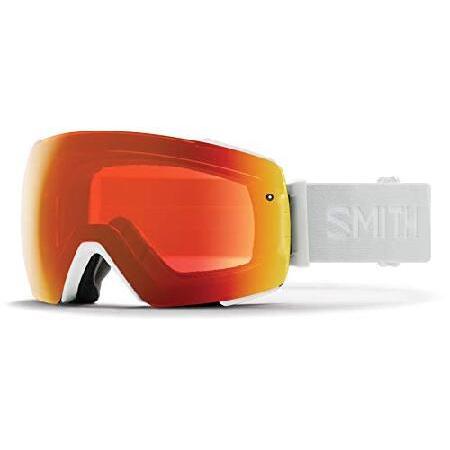 【返品不可】 Smith Optics Red Io Mag Io Adult Optics Snow Goggles - White Vapor/Chromapop Everyday Red Mirror【並行輸入品】, ファッションウォーカー:36bd3654 --- airmodconsu.dominiotemporario.com