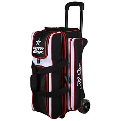 人気ブラドン Roto Grip Black/White/Red, Bowling 並行輸入品 RG3303 Bowling Bag, Black/White/Red, 並行輸入品, Loopの森:3a51e0d8 --- airmodconsu.dominiotemporario.com