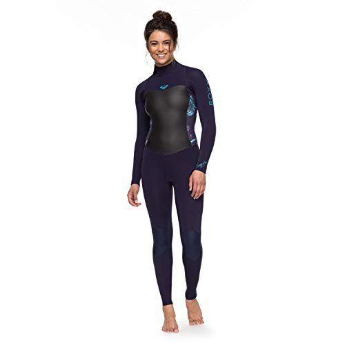 【驚きの価格が実現!】 Roxy Womens 3/2Mm Syncro Series - Back Zip GBS Wetsuit - Women - 10T - Blue Blue Ribbon 10T 並行輸入品, ベストデリカ 59b5ad9b