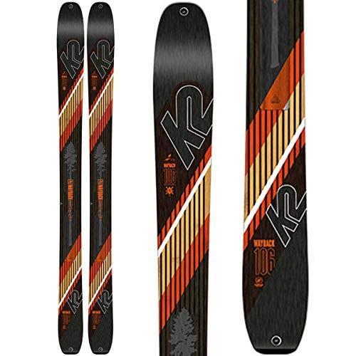 【年中無休】 K2 Wayback 106 Wayback Ski 2019 106 - - Men's 172 並行輸入品, ペットの雑貨屋さん spring:d4833f5b --- airmodconsu.dominiotemporario.com