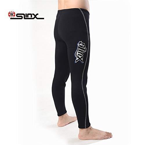 【高価値】 pandawoods Wetsuit Pants 3mm Thermal High Waist Long Neoprene Trousers Diving Pants for Men Women 並行輸入品, gallery 365 d859c3d0