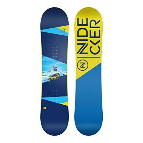 【スーパーセール】 Nidecker - Micron Nidecker Magic One Snowboard - Kids' One Color, 100cm【並行輸入品】, 河内堂:9b1d7c37 --- airmodconsu.dominiotemporario.com