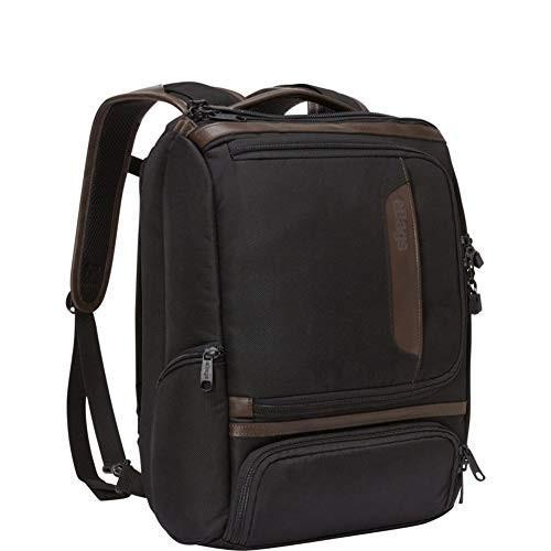 代引き手数料無料 eBags Professional Slim with Junior Laptop Backpack Fits & with Leather Trim for Travel, School & Business - Fits 15.75 Inch Laptop - Anti-Theft【並行輸入品, 造花の店azuma:f1e0b49f --- graanic.com