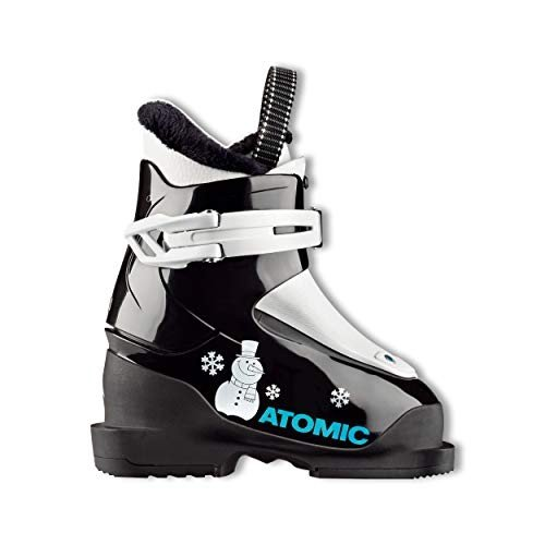 【★超目玉】 Atomic HAWX Jr. 1 Kids Ski Boots 2020-16.0/Black-White 並行輸入品, Mプライス e34da350