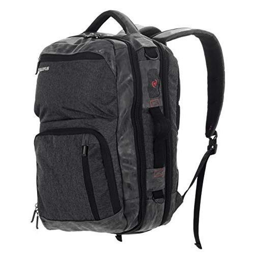 完売 All Capacity of Us Messenger Drifter Laptop Backpack and Messenger Us Bag - Large Capacity with Organization Pockets for Overnight Travel【並行輸入品】, マイレピ P&Gストア:1897e753 --- fresh-beauty.com.au