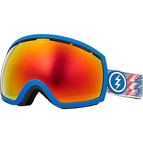日本初の Electric Eyewear EG2 Patriot Brose/Red Chrome One Size【並行輸入品】, モーリンストア 5dcb30ed