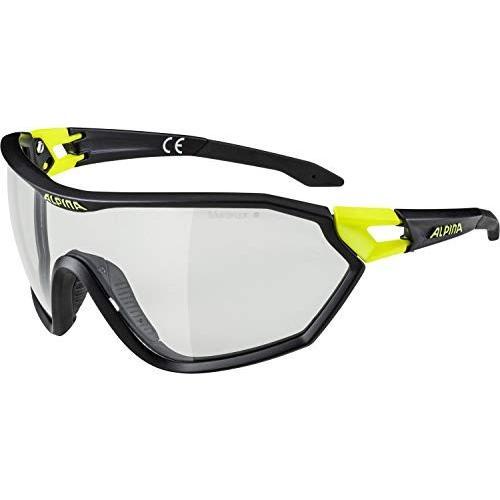 【即出荷】 Alpina S-Way VL+ - Sports Glasses【並行輸入品】, カミムラ 4d905060