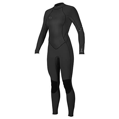 2019年新作 O'Neill Wetsuits Women's Size Bahia Full, 3/2mm Back Zip 10 Full, Black/Black/Black, Size 10 並行輸入品, ピーアイシーnetshop 2号店:67d1ec99 --- airmodconsu.dominiotemporario.com