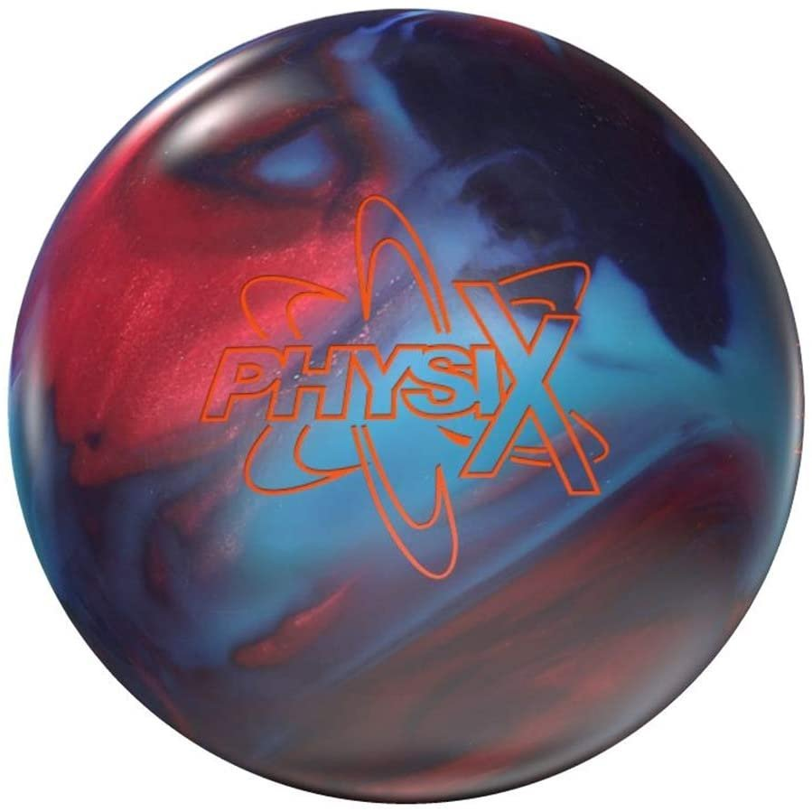 本物保証!  Storm Bowling Products Physix Bowling Ball- 14lbs, Red/Blue/Purple, 14 並行輸入品, キサカタマチ 7a855f38