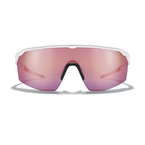 【在庫限り】 ROKA SR-1x Ion APEX Advanced Advanced Sports Performance Ultra Light - Weight Sunglasses for Men and Women with Enhanced Field of View - White Frame - HC Ion Mirror, ark-interior-shop:492bb325 --- grafis.com.tr