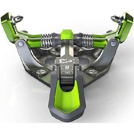 【通販激安】 G3 Zed Zed 並行輸入品 12 Ski Binding with Leash Binding 並行輸入品, あれ家これ屋:3fc608f8 --- airmodconsu.dominiotemporario.com