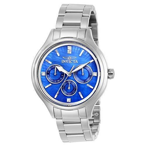 上品なスタイル インビクタ Invicta Women's Angel Quartz Watch with Stainless Steel Strap, Silver, 16 (Model: 28740) 並行輸入品, 時宝堂 44a661cb