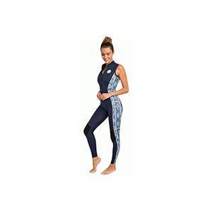 新品?正規品  Rip Curl G Bomb 1.5MM Long Jane Wetsuit, Blue/White, 4 並行輸入品, トオヤマグリーン bd274697