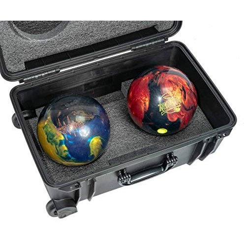魅力の Case Club Case Bowling Ball Club Heavy with Duty Case with Wheels (2 Ball) 並行輸入品, 遊禅スタイル仏壇仏具 湘南仁成社:6719ee5d --- airmodconsu.dominiotemporario.com